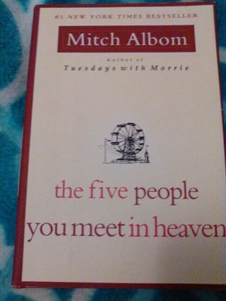 the five people you meet in heaven summary essay Summary for the five people you meet in heaven first in this book you meet eddie, who is a miserable old man who works at ruby pier as the book goes on you realize that eddie didn't have a good childhood, his dad was an alcoholic who abused him.