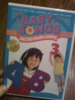 Baby Songs Dvd