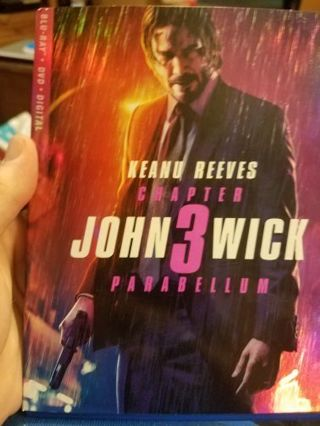 JOHN WICK 3 PARABELLUM DIGITAL