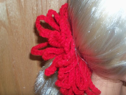 HOLIDAY PACKAGE OF HAIR SCRUNCHIES