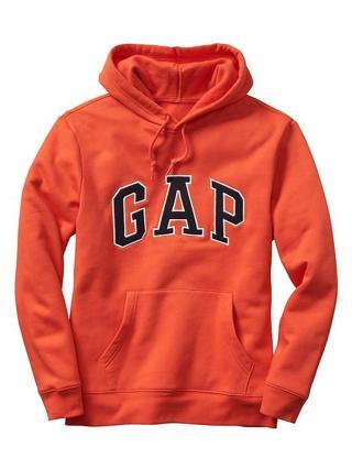 NEW! Gap Sweat Shirt Hoodie Men's Orange