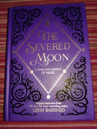 The severed moon year long journal