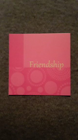 Cards - Friendship