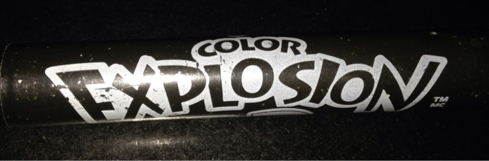 You Ll Need Crayola Color Explosion Black Paper Markers White