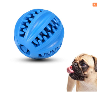 EETOYS IQ Treat Ball,Fun Interactive Food Dispensing Dog Toy,