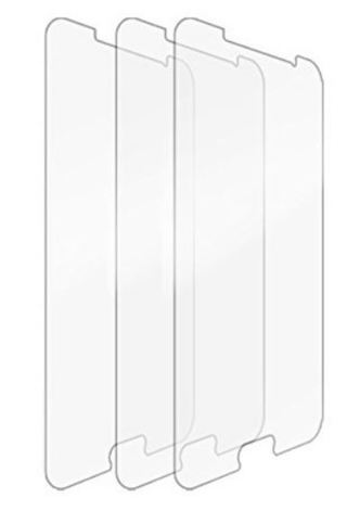 NEW Cell Phone Screen Protectors SAMSUNG GALAXY s6 EDGE (3-Pack)