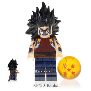 Dragon Ball Heroes Kanba Building Blocks Kids Toys Collection