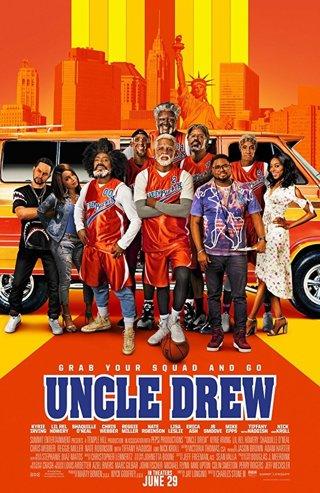 Uncle Drew HD Ultraviolet UV Code