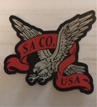 SA Company Sticker