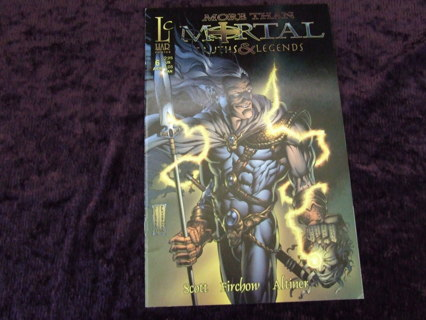 1998 More Than mortal Issue #6 Liar Comics
