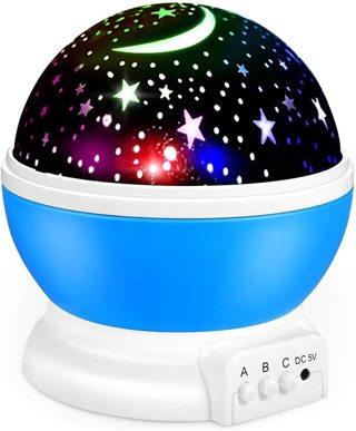 Nursery Night Light Projector