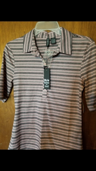 Nwt! Ladies Shirt- Size M