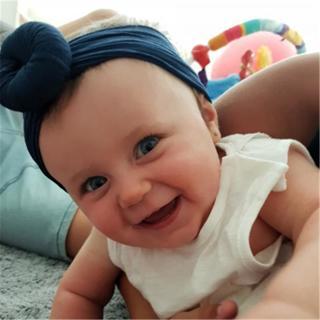 1Pc Cute Baby Headband Toddler Infant Baby Girl Headbands Stretch Hairband Headwear Baby Hair Acce