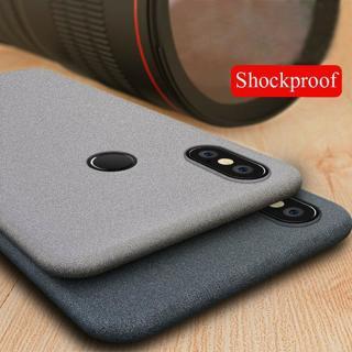 For Xiaomi Mi A2 8 Lite F1 Mix 2S Max 3 Slim Matte Silicone Soft TPU Case Cover