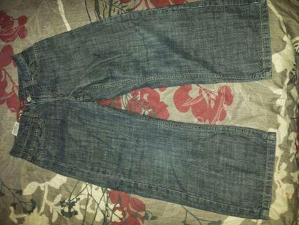 Levi Strauss Boys Jeans *8R*