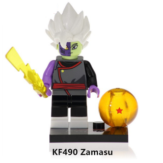 Dragon Ball Z Heroes Zamasu Building Blocks Kids Toys Collection