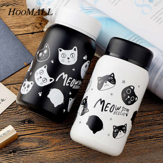 Cartoon Cats Stainless Steel  NEW 2018 Thermos For Tea Vacuum Flask Cartoon
