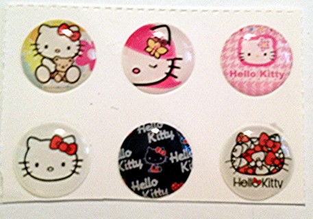 iPhone Home Buttons - Hello Kitty (6)
