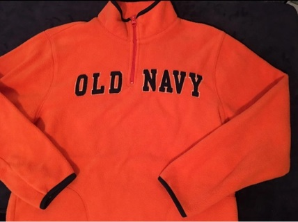 Old Navy Fleece L 10-12