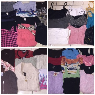 Massive 67 pc woman's teens clothing lot