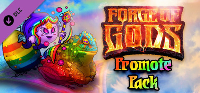 Forge of Gods: Promote Pack - Steam