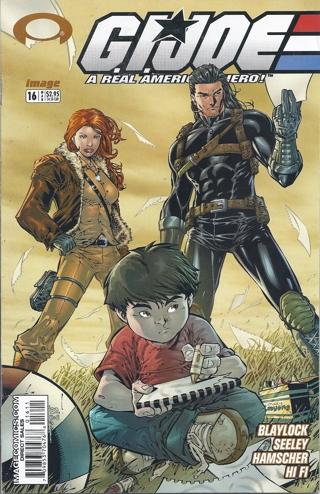 Comic G. I. Joe # 16 Mar 2003