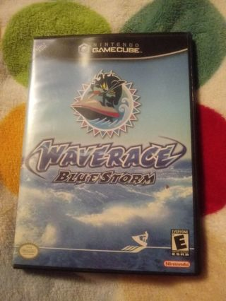 Waverace Blue Storm
