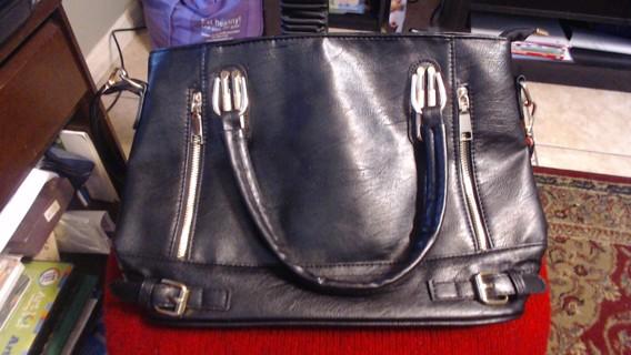 New Handbag Genuine Leather