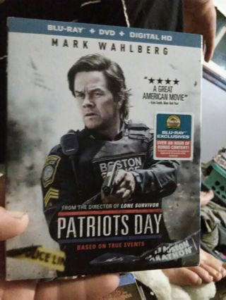 Patriots day hd digital copy