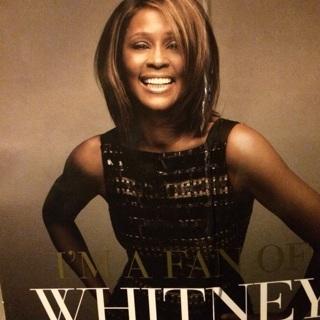 Two Whitney Houston Fans