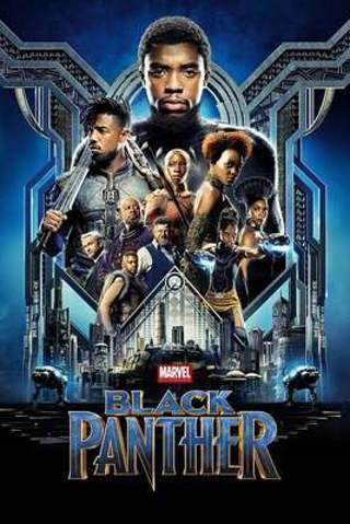 ✯ BLACK PANTHER ✯ 4k ✯ iTunes