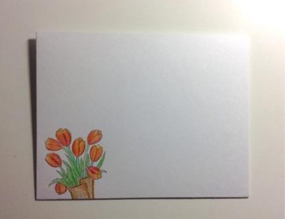 Decorative envelopes - Handmade
