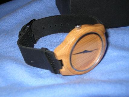 Beautiful Wood Watch