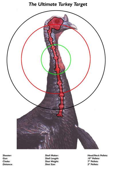 Obsessed image regarding turkey shoot targets printable