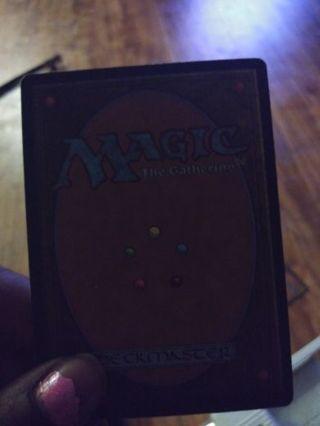 Magic The Gathering Card(4)