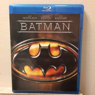 Batman . 1989 movie [Blu-ray]