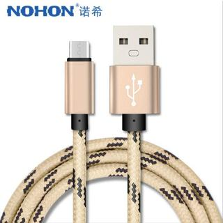NOHON Fast Charging Sync Cable Micro USB For Samsung Galaxy S7 For Huawei For Xiaomi Redmi Android