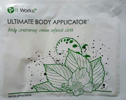 NIP Ultimate Body Wrap *Bonus*
