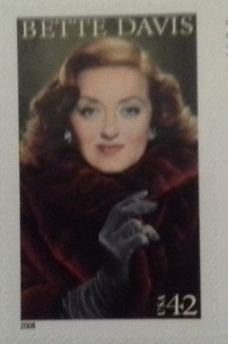 Bette Davis 42 cent stamp out-of-print