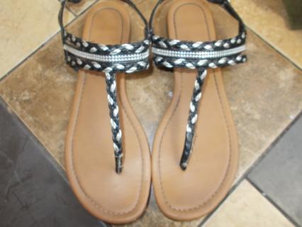 American Eagle Sandals Women's Size 10 GUC