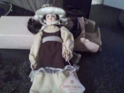 Ms Bonnie Porcelain Doll