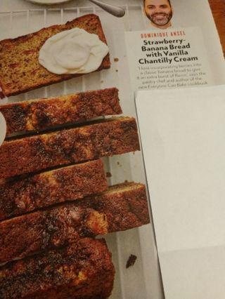 Chicken + Banana Bread Recipes
