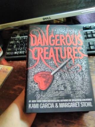 Reduced-New Hardback Book -Dangerous Creatures