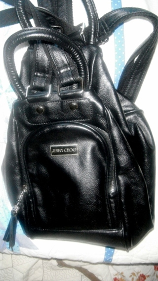 agreatvarietyofmodels double coupon new products Free: NEW JIMMY CHOO BACKPACK STYLE PURSE - Handbags ...
