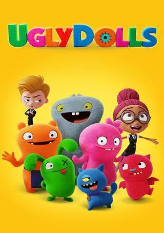UGLY DOLLS VUDU HD INSTAWATCH