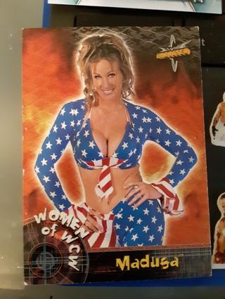 1999 WOMEN OF WCW MADUSA 70
