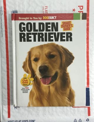 Golden Retriever (Smart Owner's Guide) Paperback – November 2, 2010 by Dog Fancy Magazine