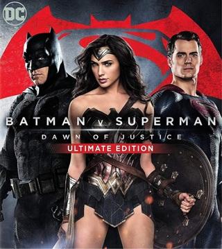 Batman V Superman: Ultimate Edition HD Digital Copy