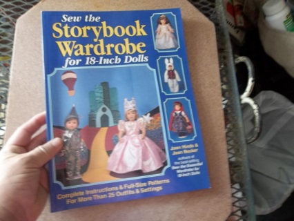 Story book wardrobe