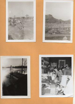 Lot of 8 Vintage Black & White Photos as shown Lot # 9